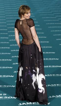 La actriz Nuria Feijoo. / EFE · AFP Photo · Reuters