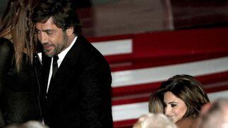Javier Bardem y Penélope Cruz. / EFE · AFP Photo · Reuters