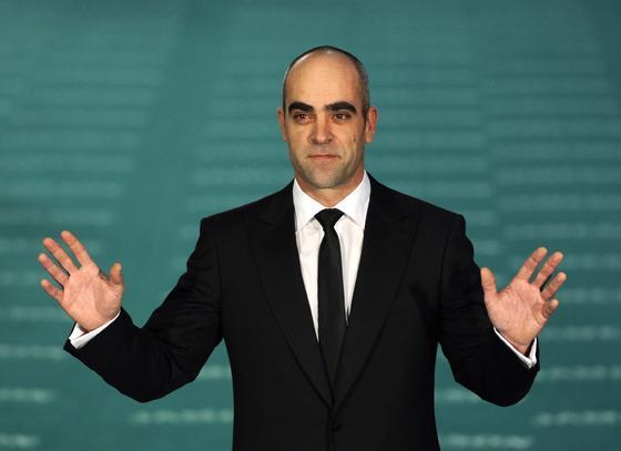 El actor nominado a Mejor Actor por 'Celda 211', Luis Tosar. / EFE · AFP Photo · Reuters