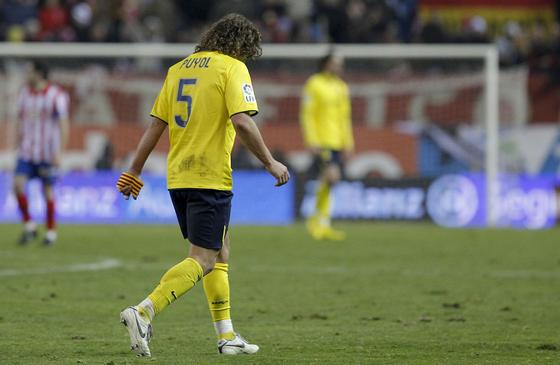 El Atlético de Madrid se convierte en el primer equipo en ganar al Barcelona esta temporada en Liga. / EFE · AFP Photo · Reuters