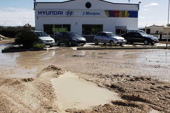 Barriado Junta de los Ríos en Arcos de la Frontera  Foto: Paco Periñan / Aguilar / Borja Benjumeda / Pascual/ JC Toro / Efe