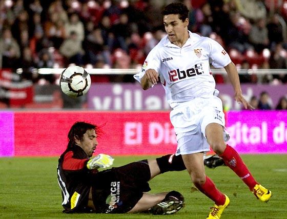 Las imágenes del Mallorca-Sevilla (1-3)