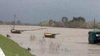 Con el volumen actual de los pantanos sevillanos, está garantizado el consumo para más de dos años  Foto: Manuel Gómez