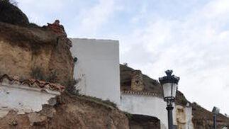 Las laderas están cediendo  Foto: Ramón Ubric