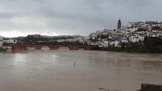 Las imágenes de las inundaciones en la provincia según los lectores del eldiadecórdoba.es. / José Ortiz