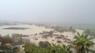 Las imágenes de las inundaciones en la provincia según los lectores del eldiadecórdoba.es. / Rubén López
