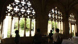Tras su cierre en 1999, el conjunto monumental se ha visto beneficiado por las subvenciones del 'Plan E' de 2009 y 2010  Foto: Pascual