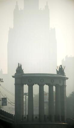 Siete regiones rusas están en estado de emergencia por los fuegos forestales. / AFP