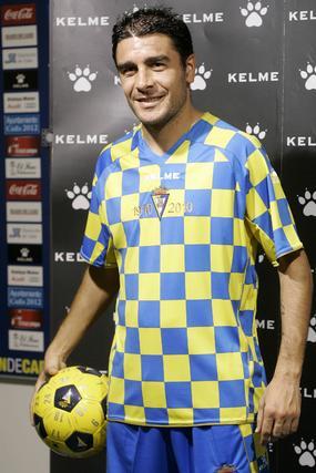 El diseño recuerda a la camiseta titular de la selección croata.  Foto: Jesus Marin