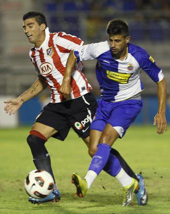 Reyes fue uno de los más incisivos de su equipo.   Foto: Jesus Marin