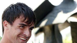 Luca Cigarini.  Foto: AFP