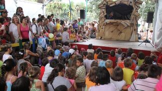 La diversión de los pequeños y la resaca de los mayores fueron los protagonistas de la jornada del lunes.