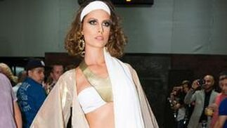 Miss Universo 2009, Stefanía Fernández.  Foto: EFE