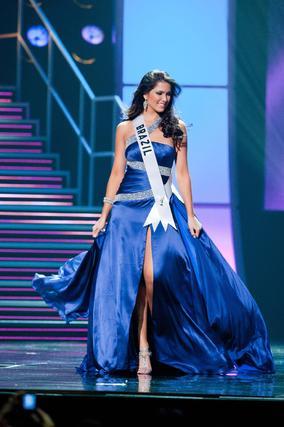 La candidata brasileña es una de las preferidas.  Foto: EFE