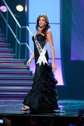 La candidata dominica es una de las favoritas.  Foto: EFE