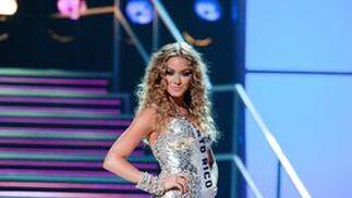 La candidata puertorriqueña.  Foto: EFE