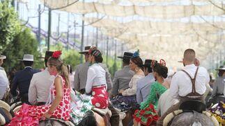 La gran fiesta de Málaga se despidió con una jornada sin demasiados apretones pero viviendo al máximo sus últimas horas.