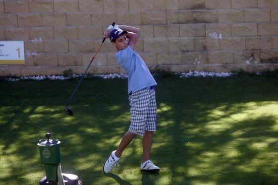 El Club de Golf la Cañada acoge una nueva edición de Lacoste Promesas, en que jóvenes golfistas de todo el país buscan un sitio en la gran final nacional  Foto: J.M.Quinones