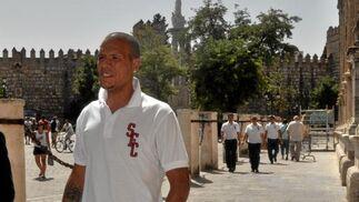 Luis Fabiano.  Foto: Manuel Gómez