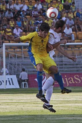 El Cádiz gana en casa el primer partido de la liga  Foto: Lourdes de Vicente