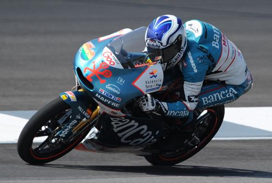 Gran Premio de Indianápolis categoría 125cc.  Foto: EFE