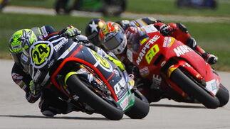 Gran Premio de Indianápolis.  Foto: EFE