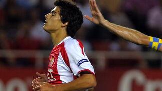 Las imágenes del Sevilla-PSG