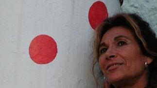 La cantante malagueña  Soledad Navas Ruiz.