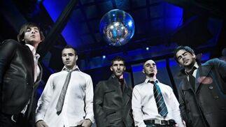 Los malagueños Minority se recrean entre el funk, el rock y el pop.