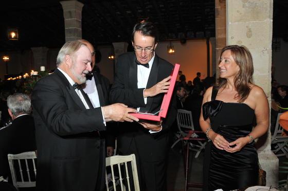La Fundación González Byass celebra su 175 aniversario con una glamourosa fiesta.   Foto: Pascual