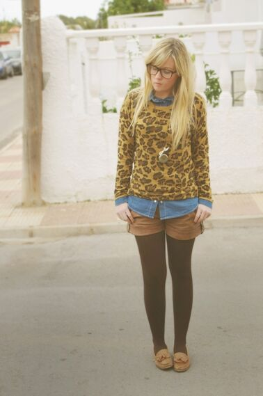 Leopard dreams - Outfit