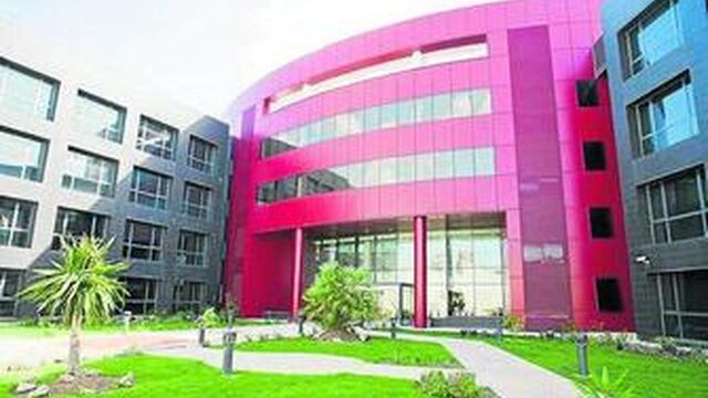 El grupo galia abre su segundo edificio de oficinas en m laga for Oficina unicaja malaga