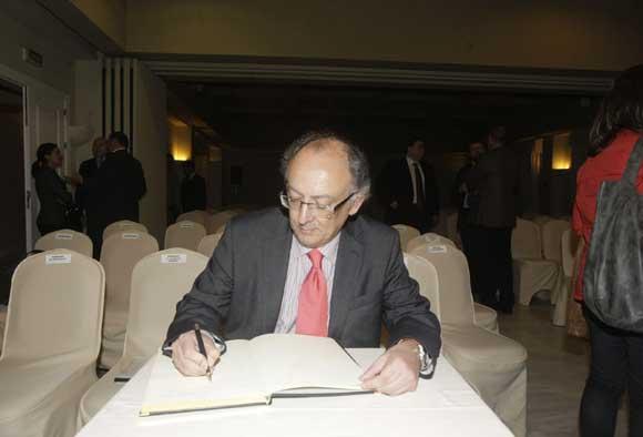 Fernando González Laxe./Fotos:Erasmo Fenoy  Foto: Erasmo Fenoy