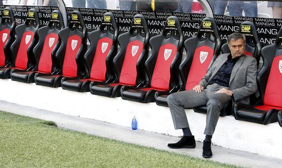 El plan B de Mourinho funciona en San Mamés  Foto: efe