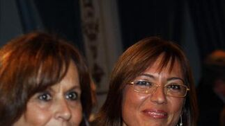 Remedios Martel y María Gámez  Foto: Migue Fern?ez