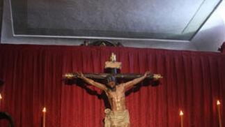 Besapiés del Cristo de Burgos.  Foto: A.S.Carrasco