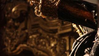 El Señor de las Tres Caidas con la Virgen de Loreto.  Foto: A.S.Carrasco
