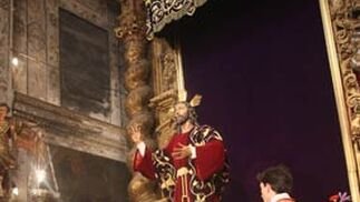 El Señor de la Cena.  Foto: A.S.Carrasco