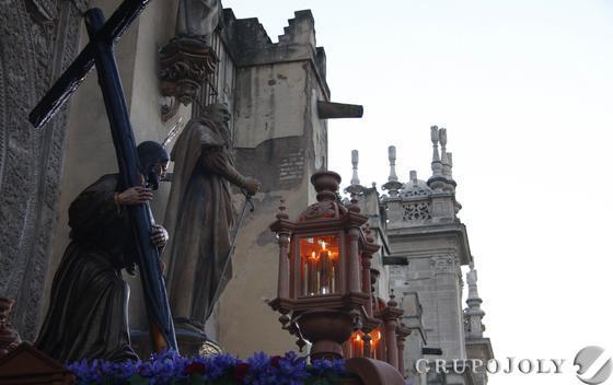 Cristo de la Corona.  Foto: Belén Vargas