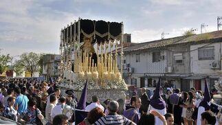 La Virgen de los Dolores de Torreblanca.  Foto: Juan Carlos Vázquez