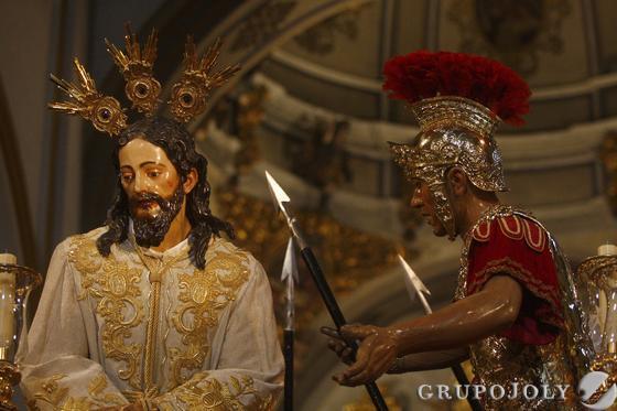 Desprecio de Herodes  Foto: Belén Vargas