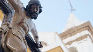 Cristo del Amor, de Ayamonte. /Beni M. Costa