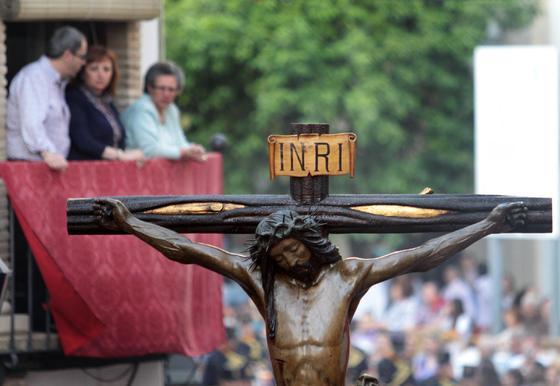 Hermandad del Santísimo Cristo de las Penas.  Foto: Rafael A. Butelo