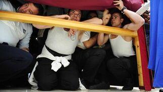 Procesión de la Humildad y Paciencia de San Fernando./Fotos:Elías Pimentel  Foto: Elias Pimentel/Rioja