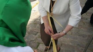 Las palmas doradas y el júbilo marcan la primera procesión en las calles de Tarifa./Fotos:Shus Terán  Foto: J.M.Q./Paco Guerrero/Shus Teran/Erasmo Fenoy
