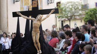 Hermandad del Vía Crucis. / Óscar Barrionuevo