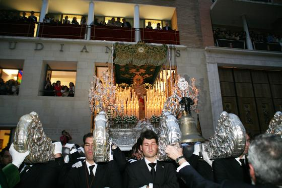 Las imágenes del Lunes Santo en Málaga