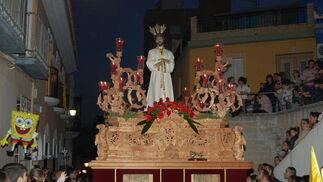 Cristo del Perdón de Motril  Foto: R. Rodríguez