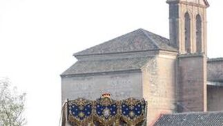 Las imágenes del Martes Santo en Málaga