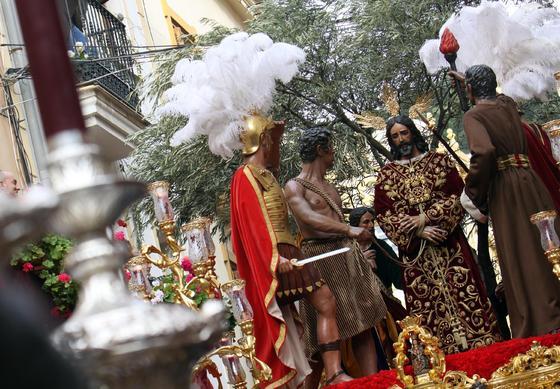Las mejores imágenes de la Semana Santa en Málaga